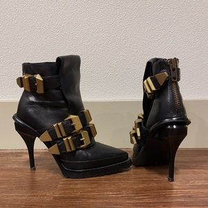 Alexander Wang Hanne Zip Booties